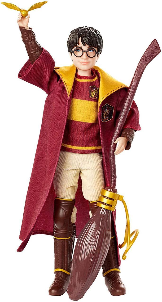 Кукла Гарри Поттер Игра в Квиддич Harry Potter Quidditch GDJ70