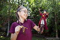 Кукла Гарри Поттер Игра в Квиддич Harry Potter Quidditch GDJ70, фото 7