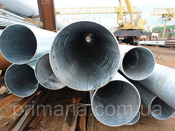 Труба оцинкованая Ду 25х3,2мм ГОСТ 3262