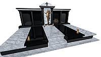 Пам'ятник надгробний Меморіальний комплекс гранітний Е10803
