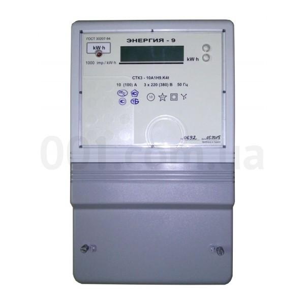 Счетчик электрической энергии трехфазный однотарифный CTK3-10 A1 H7.K4t