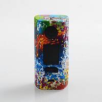 Батарейный мод Hugo Vapor Rader Mage 218W TC Splatter (AJ_HVMAG_splater)