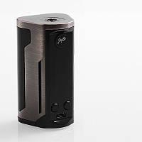 Батарейный мод Wismec Reuleaux RX Dual GEN3 230W TC Brush Gun Metal (AJ_WISDgenDBr_G)