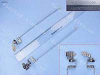 Петли Acer Aspire V3-571 V3-551 V3-531 AM0N7000400 AM0N7000200, пара, левая+правая
