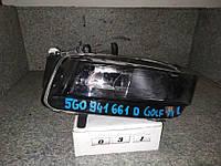 №31 Б/у фара противотуманная ліва 5g0941661d для Volkswagen Golf VII 13-18
