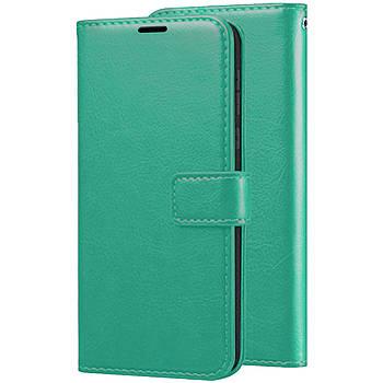 Чехол (книжка) Wallet Glossy с визитницей для Samsung Galaxy A50 (A505F) / A50s / A30s
