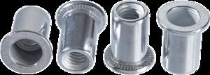 Алюминиевые заклепки