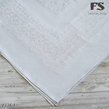 Белый  платок свадебный, фото 2