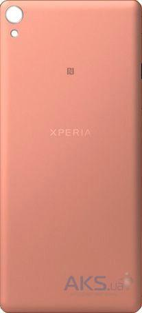 Задняя крышка корпуса Sony F3111 Xperia XA / F3112 Xperia XA Dual Rose Gold