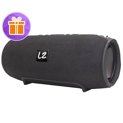 ✸Портативная колонка LZ Xtreme Black 40 Вт Стерео функция Bluetooth micro USB AUX-вход USB, фото 2