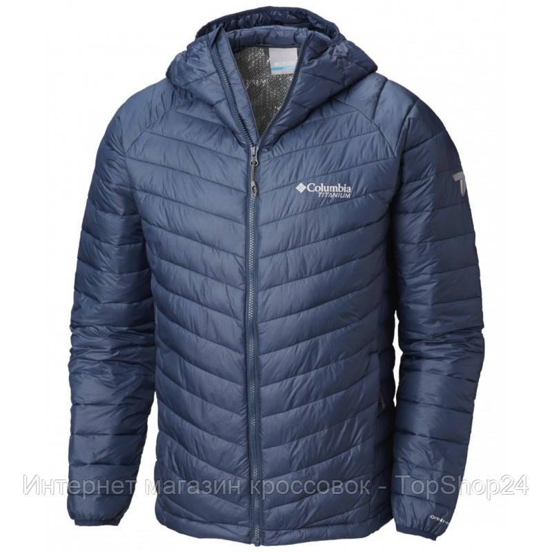 Куртка утепленная мужская Columbia Snow Country Hooded Jacket WO0872-464