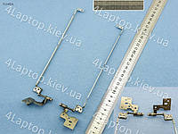 Петли Lenovo IdeaPad B450, пара, левая+правая