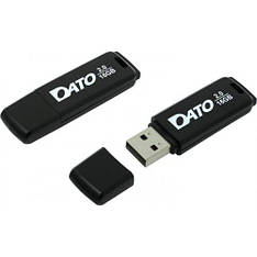 Флеш память USB Dato 8GB DS7006 USB 2.0 (DT_DS7006BL/8GB) black