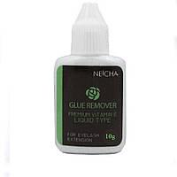 Ремувер жидкий NEICHA Premium (витамин E / без отдушки) 10 г