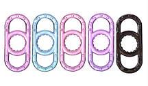 Тройное кольцо для эрекции и задержки эякуляции