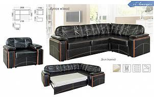 Угловой диван Мебель-Сервис «Лексус», фото 2