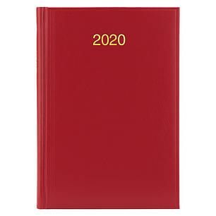 Ежедневник датированный 2020 BRUNNEN MIRADUR Стандарт 7956020 красный, фото 2