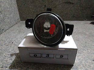 №39 Б/у фара противотуманная ЛІВА 8200002469 для Renault Laguna II