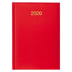 Ежедневник датированный 2020 BRUNNEN MIRADUR Стандарт 7956023 ярко-красный
