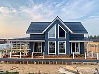 Строите каркасный дом? Есть идеальный фундамент! Мини сваи!