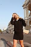 Женский вельветовый костюм: жакет и юбка (в расцветках), фото 4