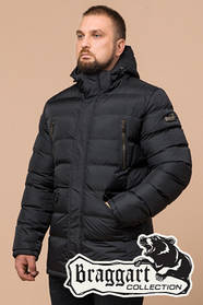 Мужская зимняя куртка большого размера Braggart (р. 56-62) арт. 12952Q
