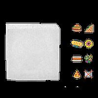 1389 Уголок бумажный белый 140 х140мм (ВхШ) 40г/м²  (1уп/500шт)