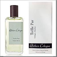 Atelier Cologne Trefle Pur одеколон 100 ml. (Ателье Колонь Трефл Пур)