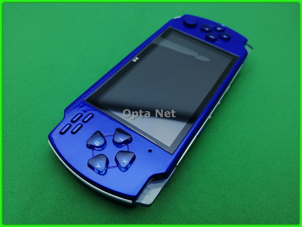 Игровая приставка  PSP X6 Синий