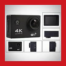 Экшн камера  Action camera Dvr Sport S2 Wi Fi waterprof 4K, фото 3