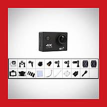 Экшн камера  Action camera Dvr Sport S2 Wi Fi waterprof 4K, фото 2