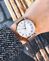 Наручні годинники Годинники жіночі Ручні годинники жіночі Gyllen 3194 рожеві