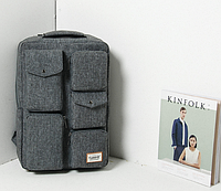 Городской рюкзак  many pockets