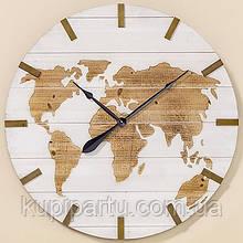 Настенные часы Глобал d74см Гранд Презент 8048500