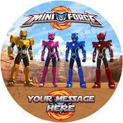 Іграшки Mini Force / МиниФорс / Міні Сила
