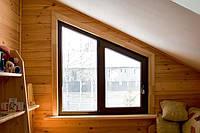 Комплект фурнітури VORNE на поворотно-відкидне трапецієвидне вікно ПВХ (віконна, дверна фурнітура)