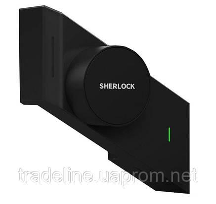 Умный замок Xiaomi Sherlock M1 Smart sticky lock Black Left, фото 2