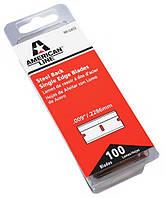 Лезвия авто скребку карбон American Line (CS) 100 шт.