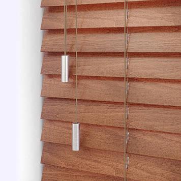 Деревянные жалюзи classic-wood-teak