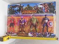 Фигурки супергероев Марвел набор