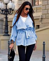 Женское модное пальто  ЕС818, фото 1