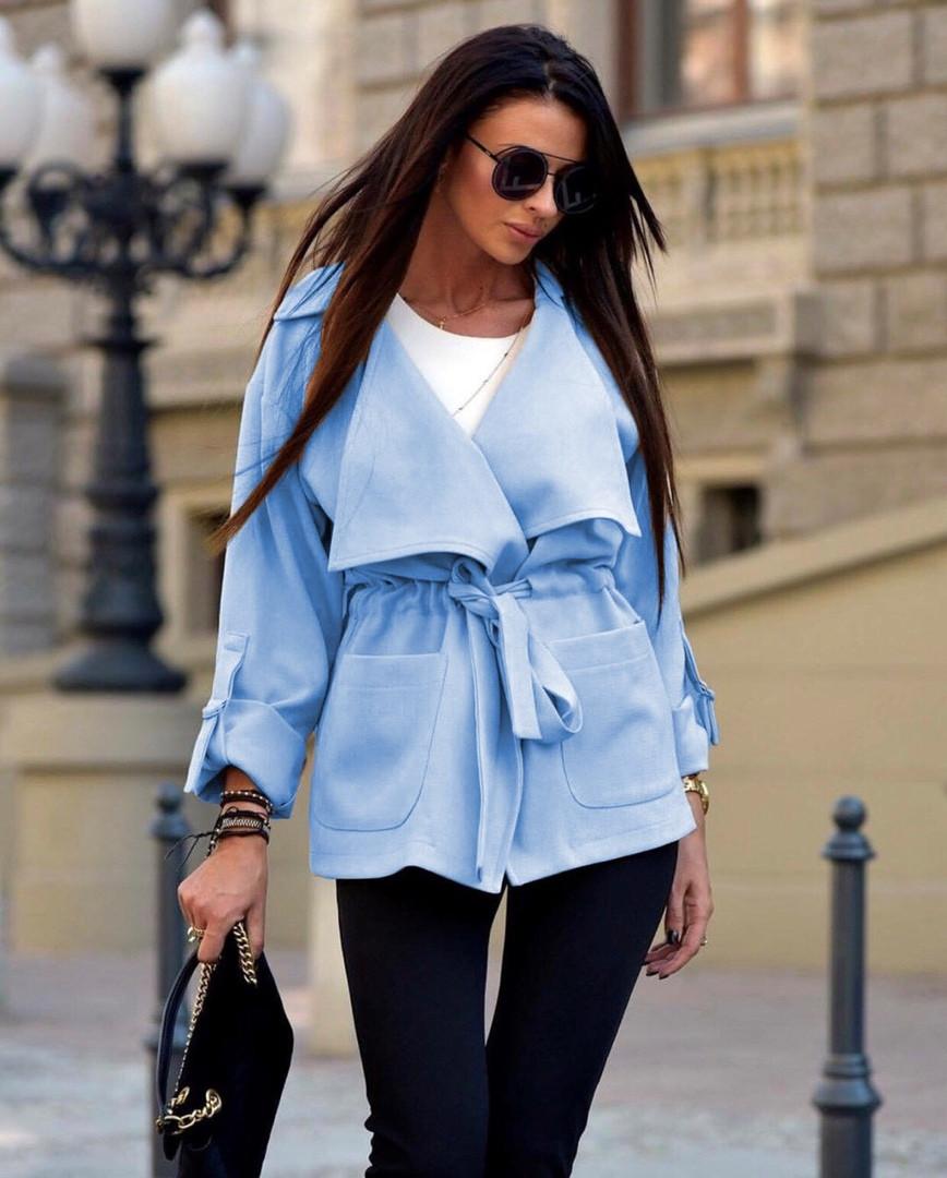 Женское модное пальто  ЕС818
