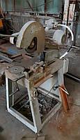Отрезной станок по металлу ф400 мм + тиски, фото 1