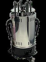 Электрошашлычница Помощница-6 + колба