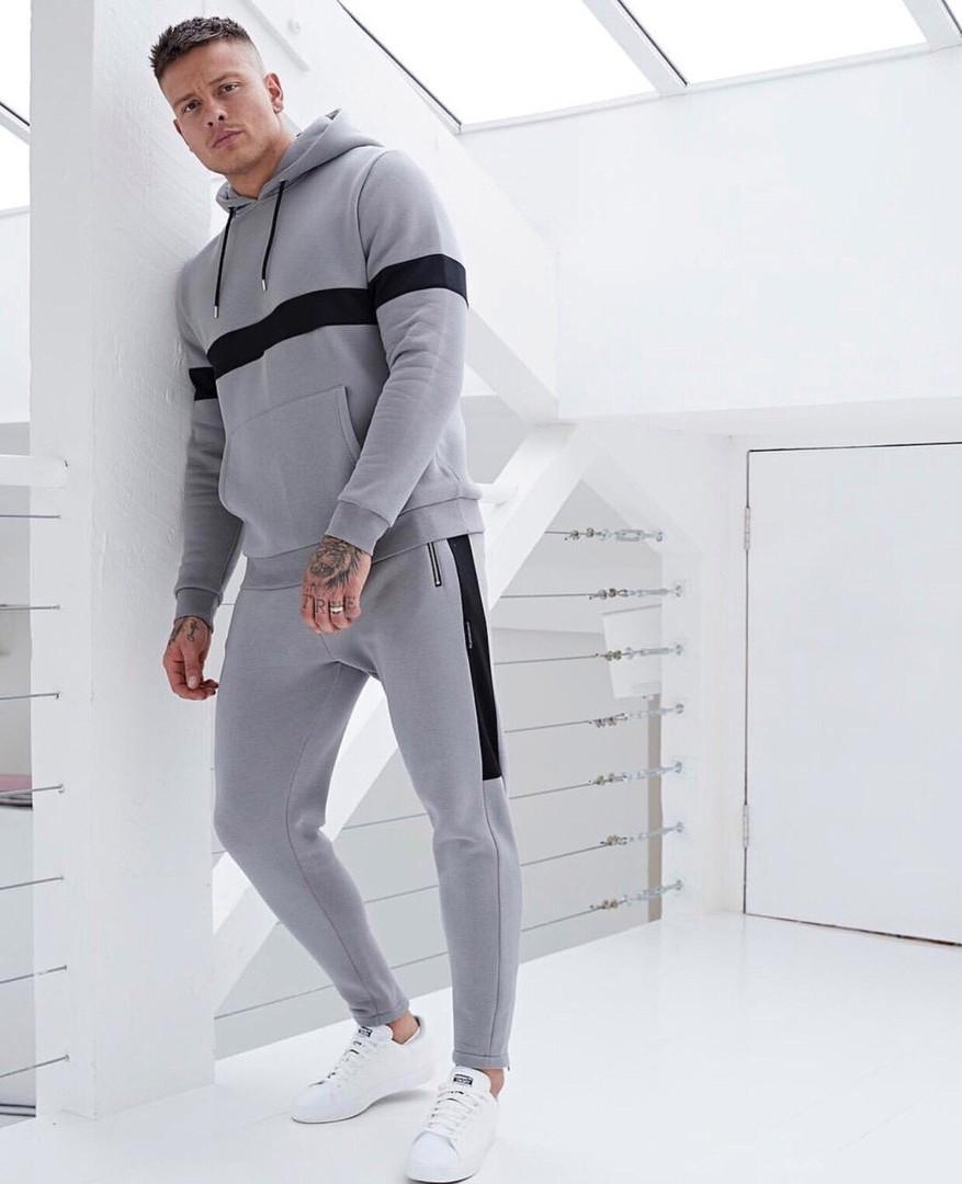 Мужской спортивный костюм  ЕС817