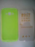 Чехол бампер Силикон Samsung G530 Crystal Case (AWM) (G530/G530H/G5308W)