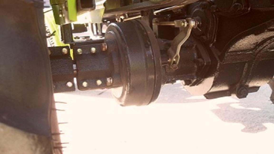 Барабан тормозной для мототрактора
