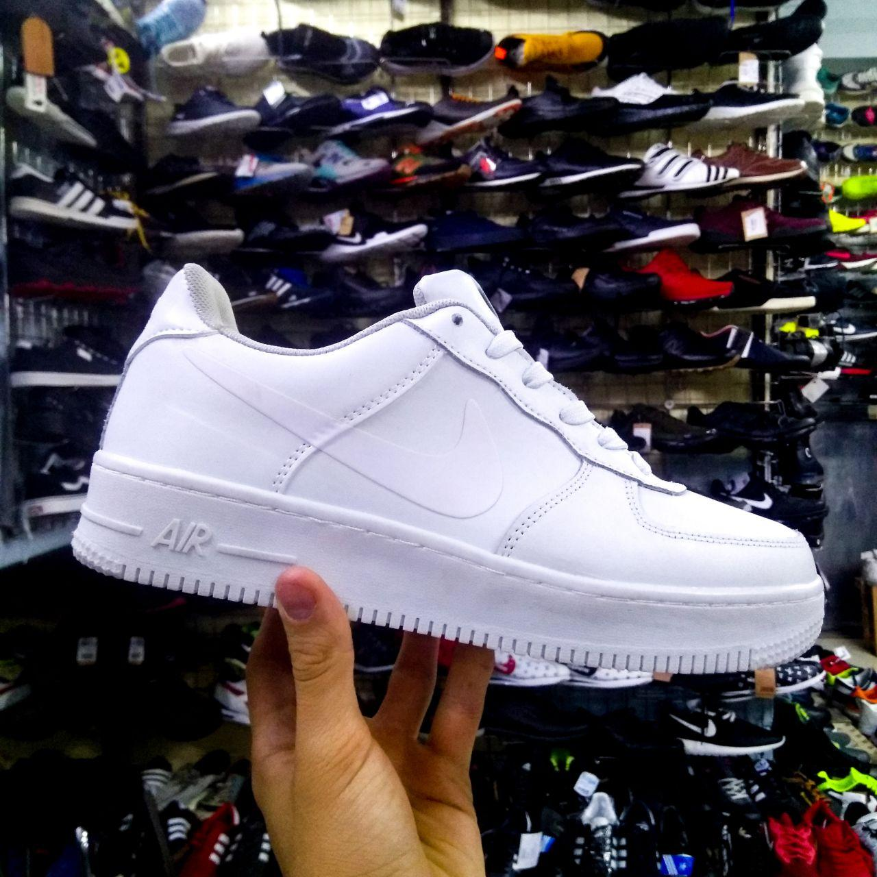 Мужские кроссовки Nike Air Force Зима