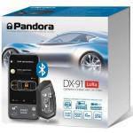 Автосигнализация Pandora DX 91 LoRa Pro с сиреной