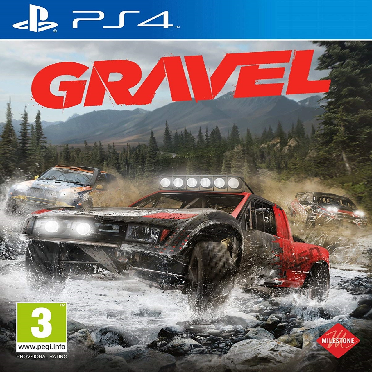 Gravel ENG PS4